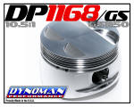 Dynoman GS1150 Piston Kit