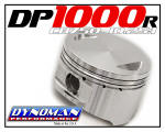 DP1000r Pistons for CB750 at Dynoman